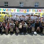 Powiatowy Koncert Talentów 2015