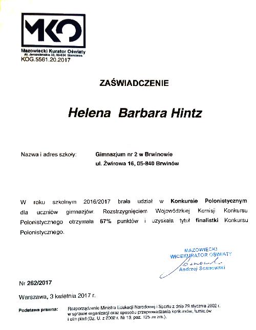Hintz
