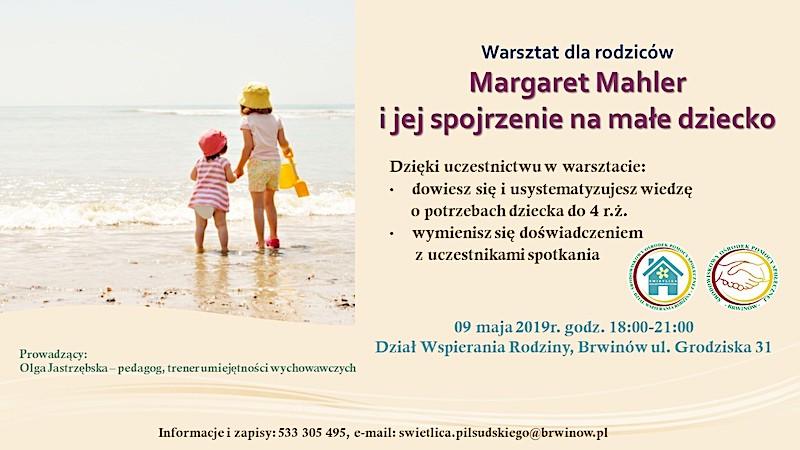 Margaret Mahler plakat
